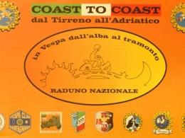 Coast to Coast - In Vespa dall'Alba al Tramonto 2013 (Lerici - Milano Marittima)