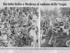Gazzetta di Modena - 27 Agosto 2007