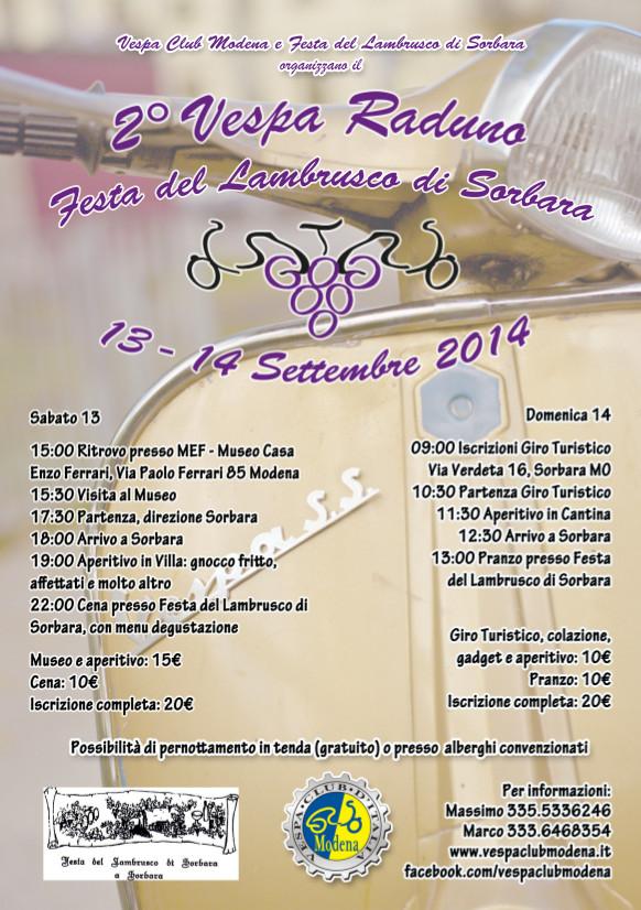 Festa del Lambrusco di Sorbara