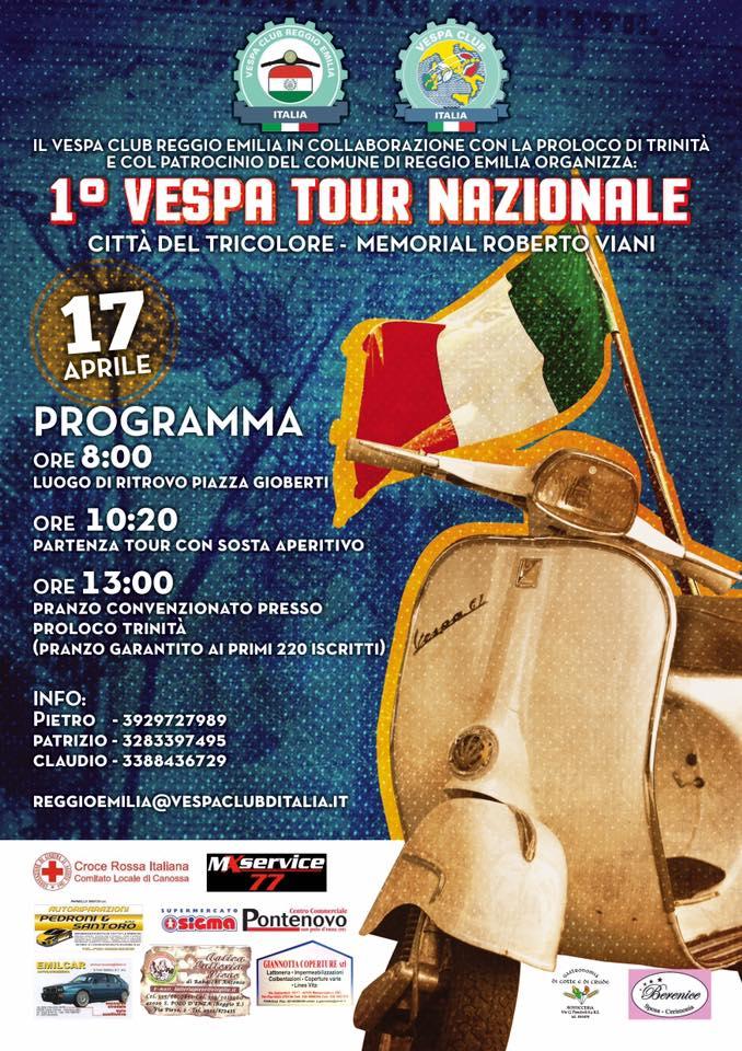 Raduno Reggio Emilia 2016